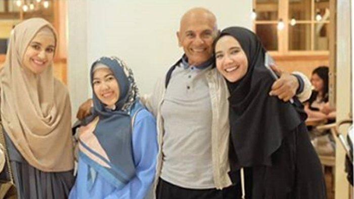 Ayah Zaskia dan Shireen Sungkar Terjerat Korupsi, Mark Sungkar Didakwa Rugikan Negara Rp 694 Juta