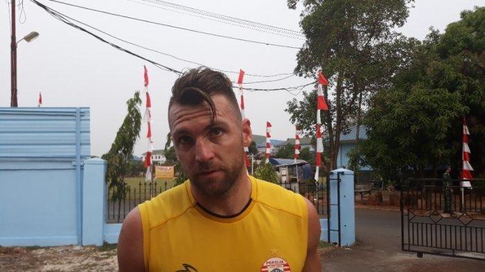 Marko Simic Ikut Berdonasi Rp 100 Juta untuk Lawan Corona