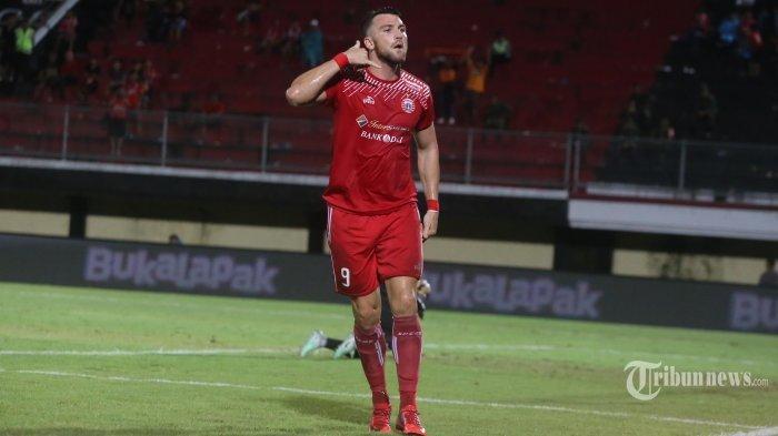 Marko Simic Sebut Hasil Pertandingan Arema FC Kontra Persija Jakarta Adil