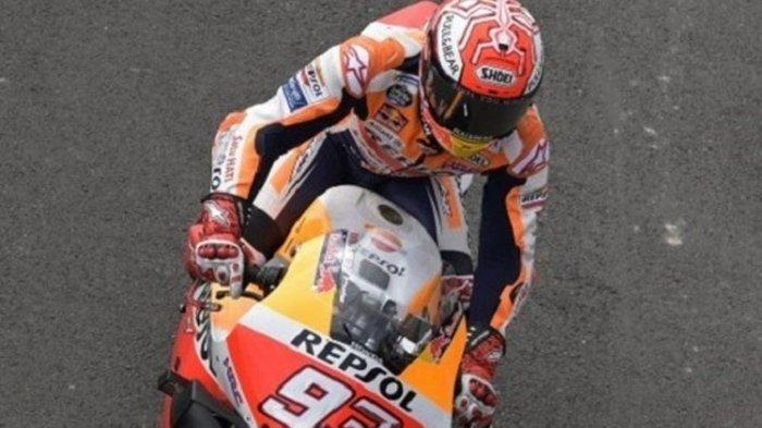 Hasil Kualifikasi MotoGP Aragon - Marc Marcuez Pole Position