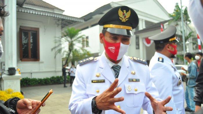 Kabid Damkar Dilantik Jadi Camat Bogor Utara, Siap Bantu Bima Arya Perangi Covid-19