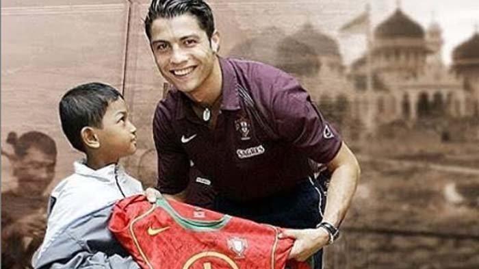 Hari Terakhir Lelang Jersey Ronaldo, 7 Orang Siapkan Rp 50 Juta