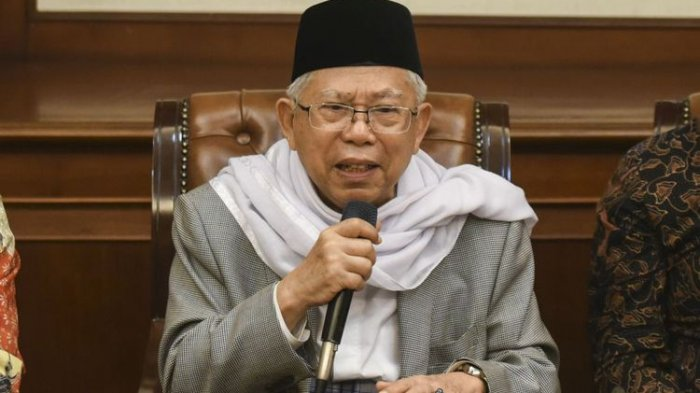 Persaudaraan Alumni 212 Minta Ma'ruf Amin Mundur Sebagai Ketua MUI