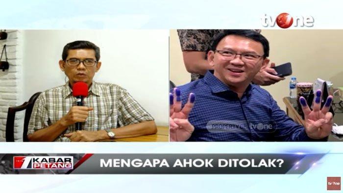 Marwan Batubara Kesal Setelah Minta Jokowi Tangkap Ahok, Staf BUMN Bongkar Rekam Jejak Penolak BTP
