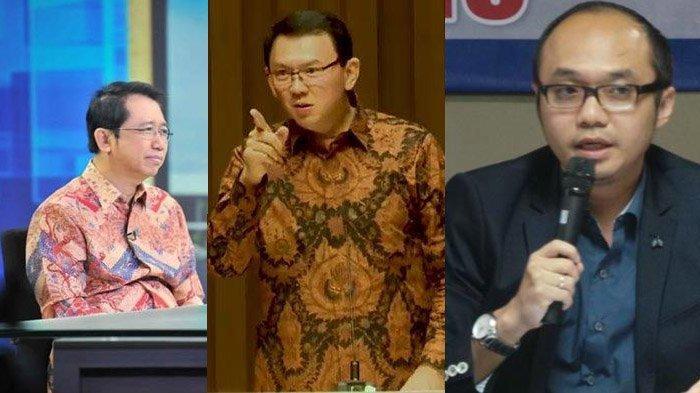 Yunarto Wijaya Sebut Ahok Tak Bisa Jadi Menteri, Marzuki Alie Bereaksi : Secara Politik Bisa