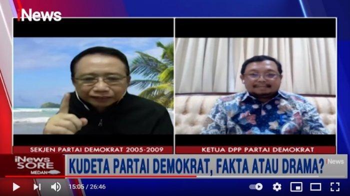Dilaporkan Sosok Ini Terlibat Kudeta AHY, Marzuki Alie Ungkit Janji Pada SBY : Supaya Tak Ada Dusta