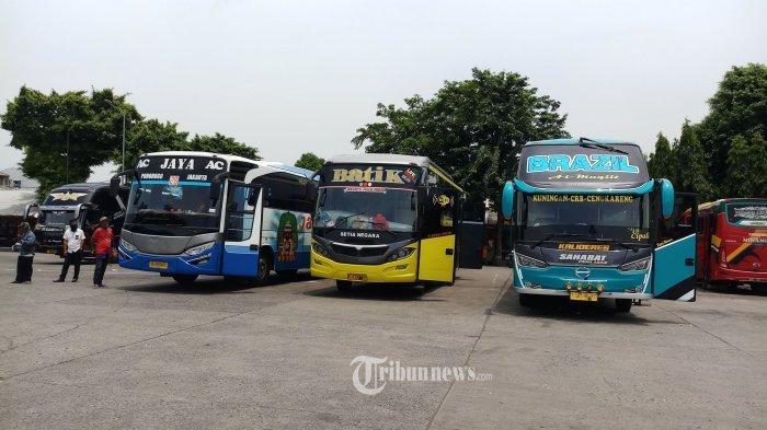 Pengusaha PO Bus Akui Banyak Warga Jabodetabek yang Mudik, Bawa 14.000 Penumpang ke Pulau Jawa