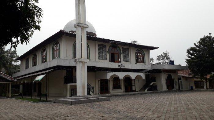 Masjid Abdurahman bin Auf Cibinong Tetap Gelar Salat Idul Adha, Jamaah Dibatasi Habis-Habisan