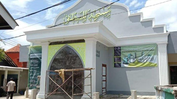 Masjid Tertua di Bogor Ini Sedang Direnovasi, Lebih Rapih Tapi Tidak Merubah Bentuk Bangunan