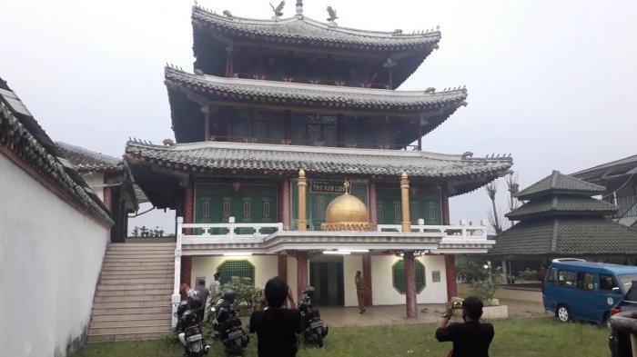 Mengintip Pesantren Bergaya Tionghoa di Bogor, Miliki Tempat Ibadah Bernama Masjid At Tam Kok Liong