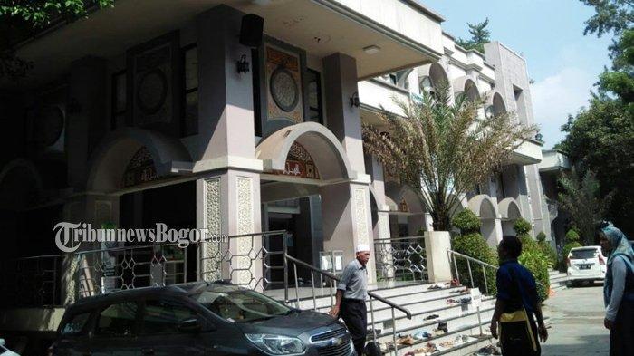 Sejarah Masjid Raya Bogor Dibangun Oleh Arsitektur FX Silaban