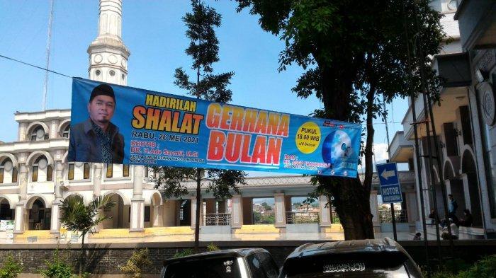 Masjid Raya Kota Bogor Akan Adakan Shalat Gerhana Bulan