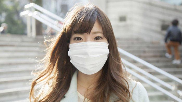Begini Cara Pakai Masker untuk Cegah Virus Corona, Jangan Sampai Salah !