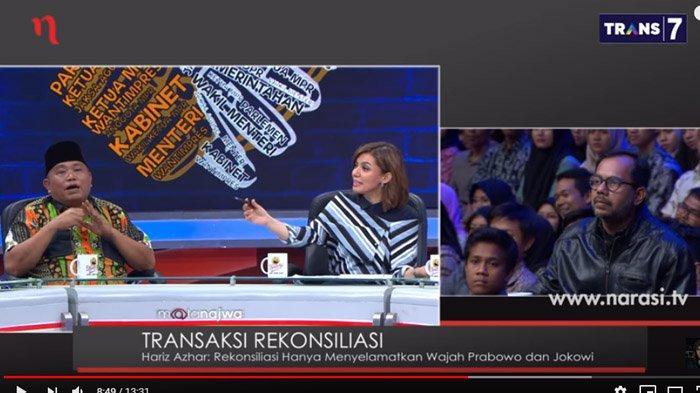 PKS Anggap Jokowi dan Prabowo Tak Perlu Rekonsiliasi, Haris Azhar : karena Anda Tidak Akan Diajak