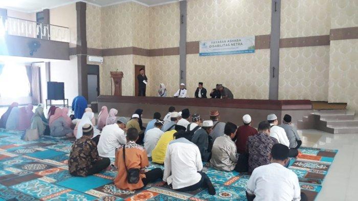 BREAKING NEWS - Maulid Nabi Yayasan Ashaba Disabilitas Netra di PPIB Bogor