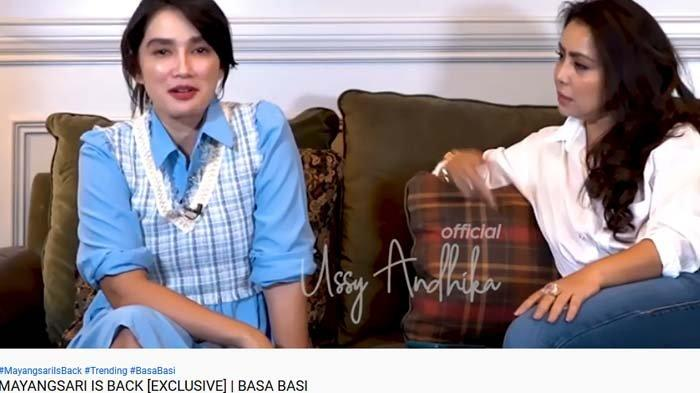 Satu Geng dengan Mayangsari, Ussy Ungkap Perlakuan Istri Bambang Trihatmodjo, Singgung Status Sosial