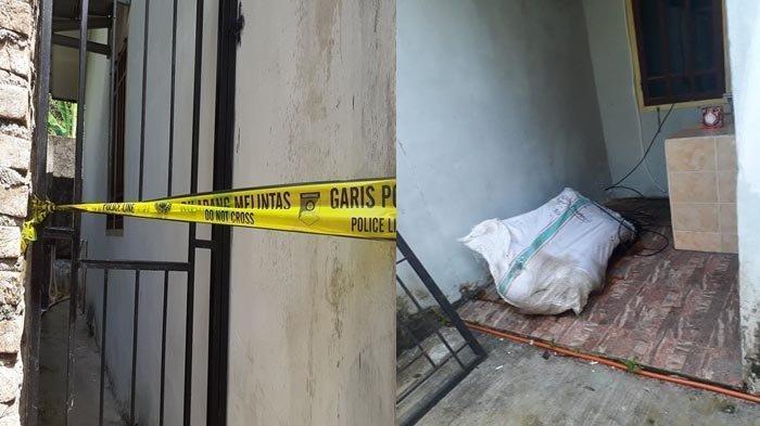 Kolase Bangka Pos Temuan Mayat dalam Karung di Penginapan Kacang Pedang Pangkalpinang