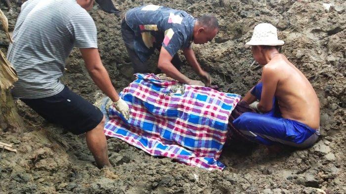 BPBD Pastikan Mayat yang Ditemukan Terkubur di Jasinga Korban Banjir 1 Januari 2020