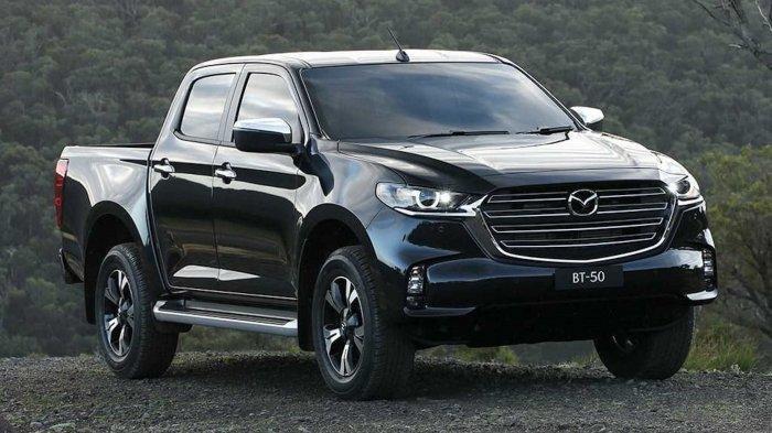 Mazda BT-50 Terbaru Cuma Dijual Versi Double Cabin, Intip Penampakannya