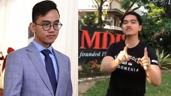 Kaesang 'Gerebek' Kampus Gibran di Singapura, Putra Jokowi Sungkem Lihat Foto Sang Kakak Terpajang