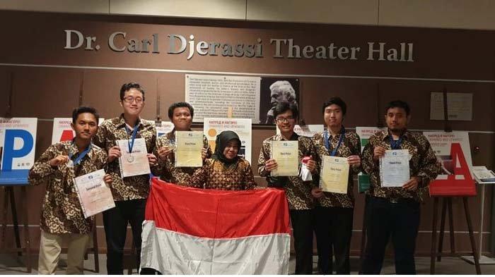 Raih Medali di IMC 2019, Mahasiswa Indonesia Tempati Peringkat 16 Matematika Dunia