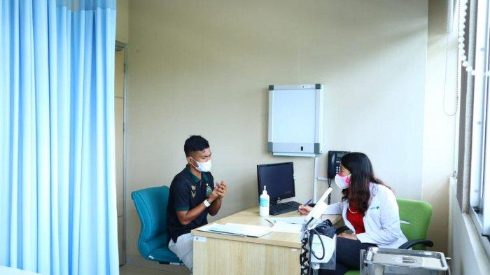 Jelang Liga 1 2021 Bergulir, 30 Pemain Tira Persikabo Jalani Medical Check Up