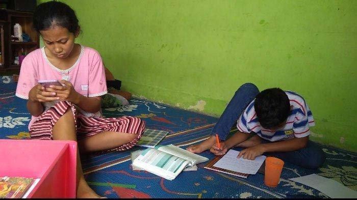 Orangtuanya Jadi Korban Tabrak Lari, Gadis 19 Tahun Ini Kini Jual Cabai untuk Biayai 3 Adiknya