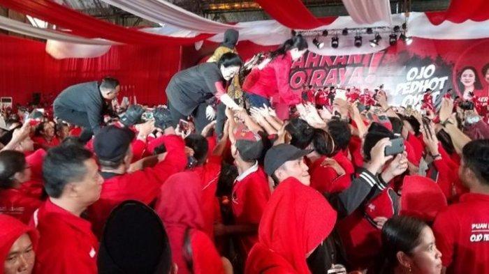 Megawati : Golput Itu Pengecut