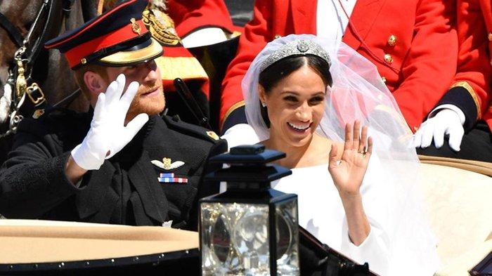 Meghan Markle Dicap Pembohong soal Drama Pernikahan, Ayah Sebut Pangeran Harry Jadi Biang Keladi