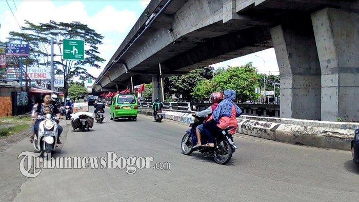 Ribuan Pengendara Motor di Kota Bogor Masih 'Hobi' Melawan Arus