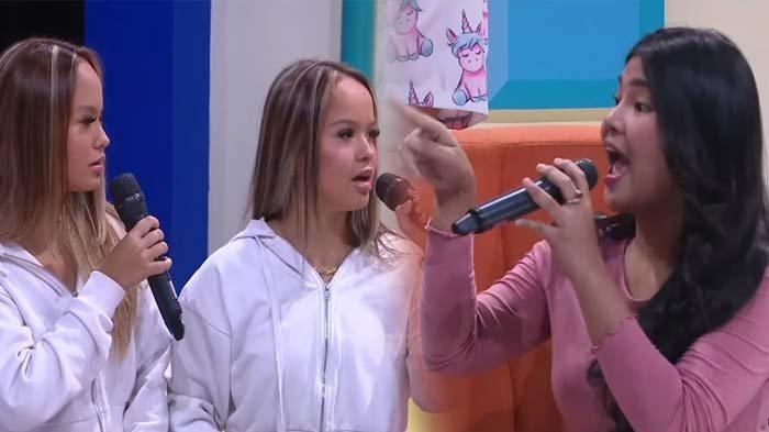 Lihat Pertengkaran Rosa Meldianti dan Connel Twin di Televisi, Dewi Perssik Beri Respon Tak Terduga