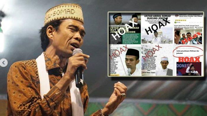 Ustaz Abdul Somad Bantah Dukung Jokowi, Begini Respon Jamaah Gorontalo Saat UAS Singgung Angka 2
