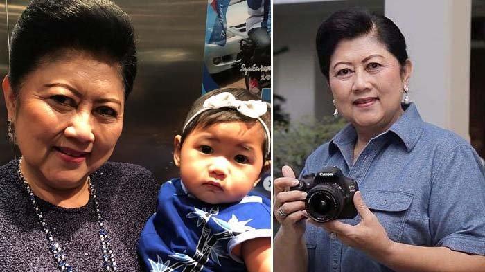 Cucu Tempelkan Telinga di Pusara Ani Yudhoyono, Aliya Rajasa: Gaia Suka Lihat Video & Foto-foto Memo