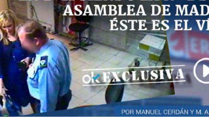 Videonya Sedang Mencuri Kosmetik Beredar, Menteri Ini Memundurkan Diri