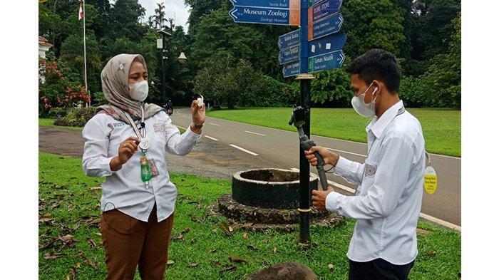Serunya Virtual Tour Kebun Raya Bogor, Wisatawan Antusias Tak Sekadar Diajak Lihat Koleksi Tumbuhan