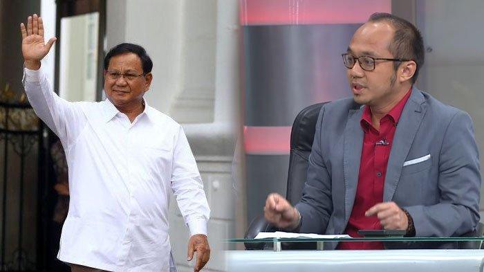 Gerindra Akui Konsep Pertahanan Prabowo Akan Jadi Visi Jokowi, Yunarto Wijaya: Nah Kan Mulai Kebalik