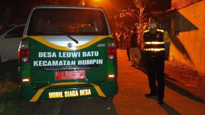 Pria Asal Depok Tiba-Tiba Tergeletak Meninggal Dunia di Rumpin Bogor, Ini Penjelasan Polisi