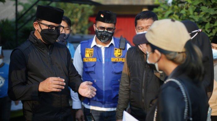Bersama Ketua KNPI, Bima Arya Tinjau Relawan Surveilans dan Logistik di 6 Kecamatan