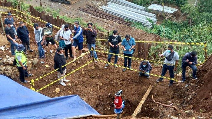 Perbaikan Kebocoran Rampung, Tirta Pakuan Khawatirkan Pipa Lain 1,6 KM di Jalur Double Track
