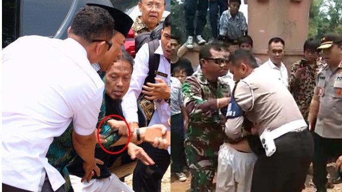 Wajah Pelaku Penusukan Wiranto di Pandeglang Banten, Tinggal Satu Kontrakan Dekat Alun-alun