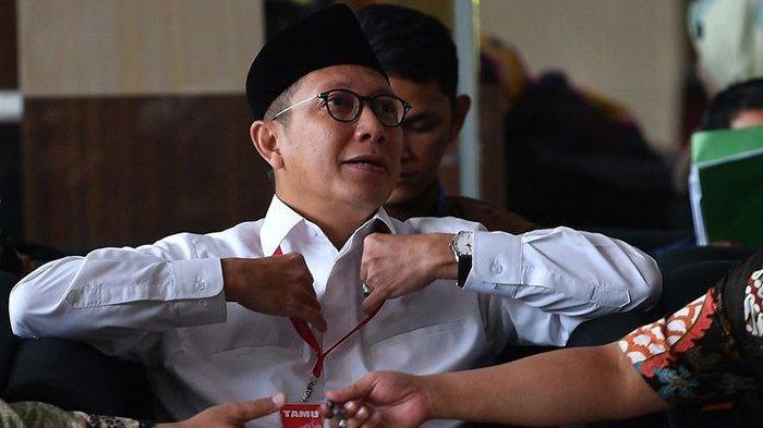 KPK Sebut Menteri Agama Lapor Penerimaan Uang Rp 10 Juta Sepekan Usai OTT Romahurmuziy