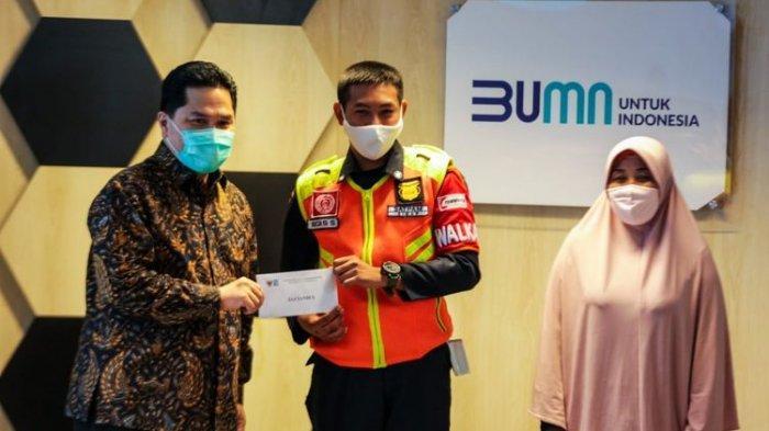 Ini Sosok Pria Misterius yang Menenteng Uang Rp 500 Juta dalam Kantong Plastik di KRL