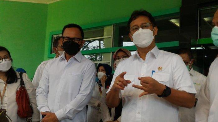 Menkes Budi Gunadi Akan Alokasikan Lebih Banyak Vaksin ke Bogor