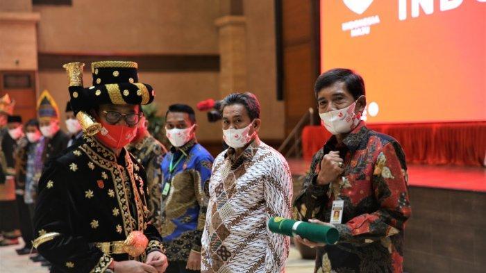Jawa Tengah Raih Penghargaan Sebagai Daerah dengan Produktivitas Padi Tertinggi se-Indonesia