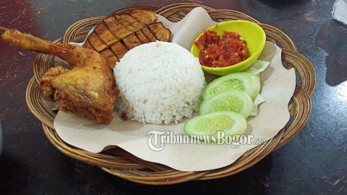 Daftar Makan Siang Enak di Bogor, Menu Berkuah atau Ayam Goreng dengan Harga Terjangkau