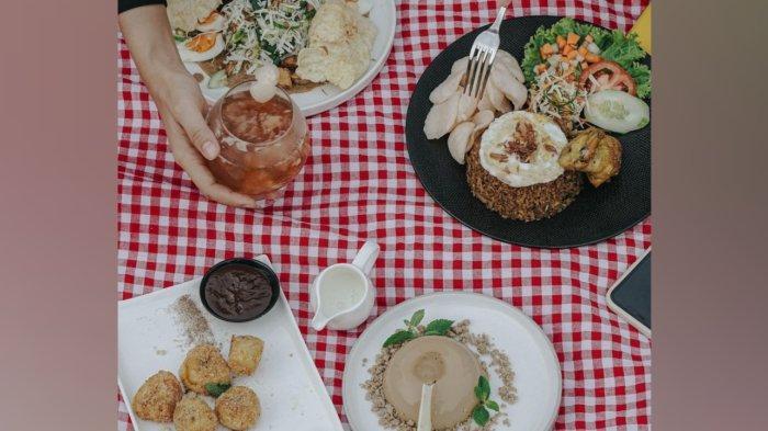 Lezatnya Hidangan di Resto Raasaa Kebun Raya Bogor, Menunya Beragam Menggugah Selera