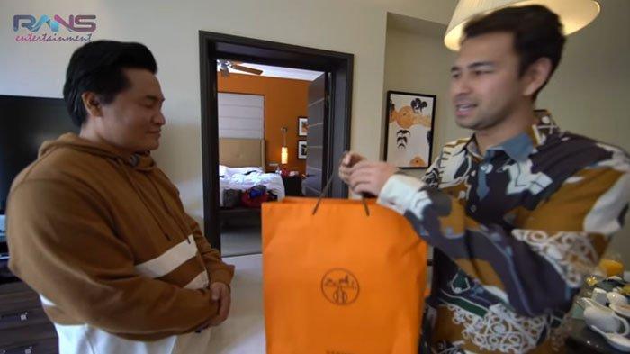 Merry Dibelikan Sepatu Hermes Samaan dengan Raffi Ahmad, Nagita Slavina: Makanya Jangan Suudzon Dulu