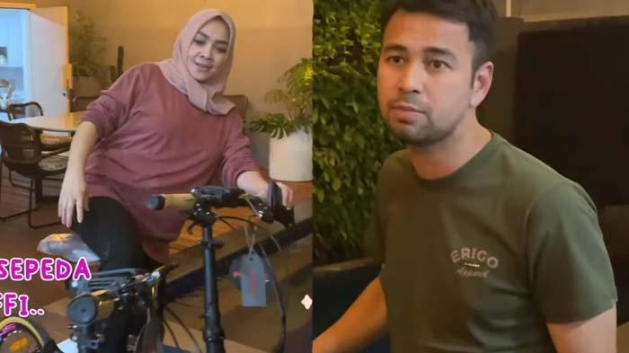 Mertua Dikasih Sepeda, Raffi Ahmad Tak Terima Minta Bayaran Segini, Mama Rieta Murka : Kelewatan Lu!