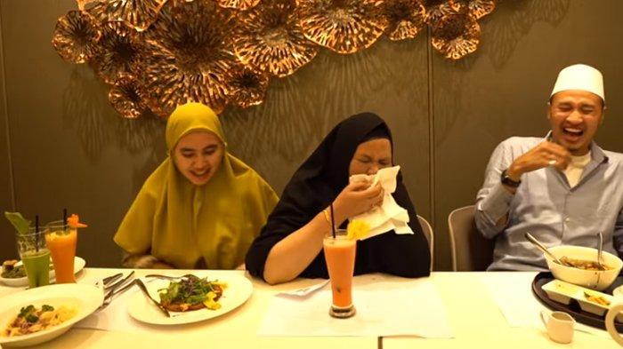 Mertua Muntah saat Cicipi Makanan Eropa, Kartika Putri Ditegur Habib Usman : Gaya Cuma Buat Konten