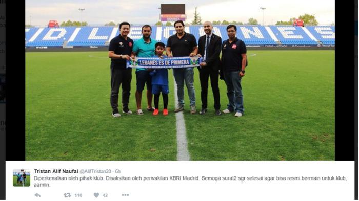 Dijuluki Messi Dari Indonesia, Bocah Ini Raih Mimpinya Sampai ke Spanyol